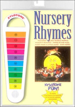 Nursery Rhymes Xylotone Fun Pack