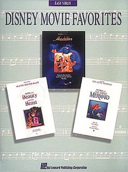 Disney Movie Favorites: Easy Violin