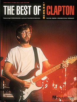 Best of Eric Clapton: Piano / Vocal / Guitar: (Sheet Music)