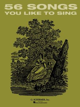 56 Songs You like to Sing - (Sheet Music)