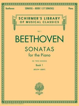 Sonatas for the Piano: Book 1, 17 Sonatas (Schirmer's Library of Musical Classics Series, Vol. 1)