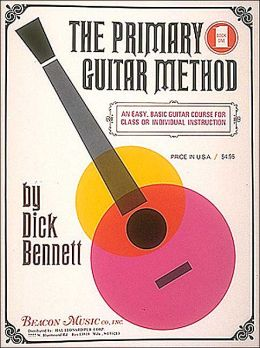 Primary Guitar Method - Book 1
