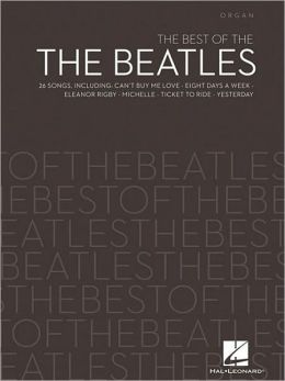 Best of the Beatles - All-Organ (Sheet Music)