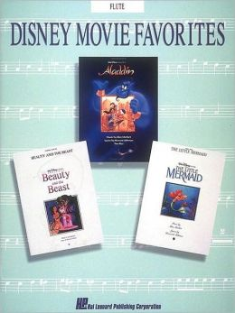 Disney Movie Favorites - Flute