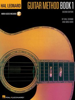 Hal Leonard Guitar Method: Book 1