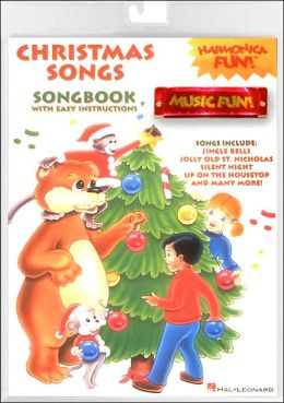 Christmas Songs (Songbook): Harmonica Fun!