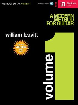 A Modern Method for Guitar Vol. 1