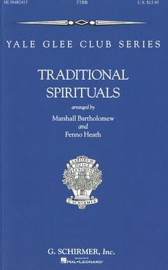 Traditional Spirituals (4 Part Choral Octavo)