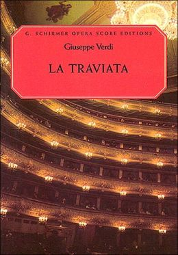 La Traviata: Vocal Score, in Italian and English: (Sheet Music)