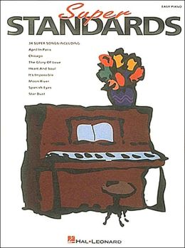 Super Standards for Easy Piano