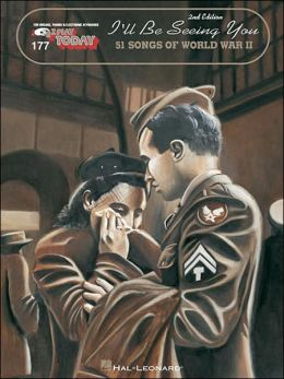 I'll Be Seeing You - 50 Songs of World War II - EZ Play, #177