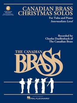 The Canadian Brass Christmas Solos - Tuba