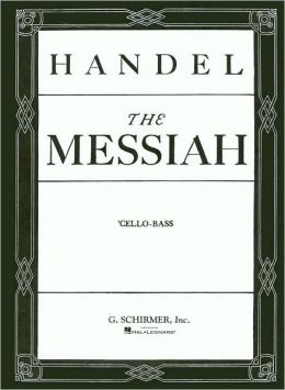 The Messiah: 'Cello - Bass