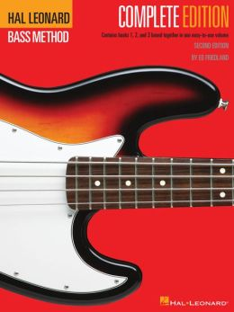 HL Electric Bass Method: Composite Book