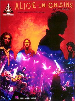 Alice in Chains Acoustic - Guitar Tablature: (Sheet Music)