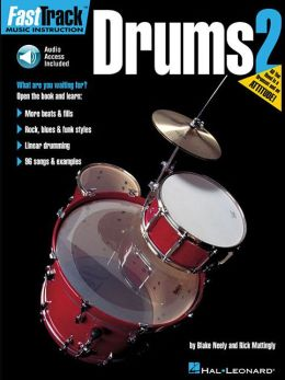FastTrack Drum Method - Book 2