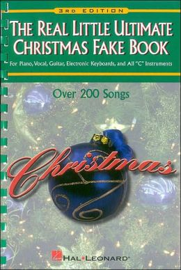 The Real Little Ultimate Christmas Fake Book