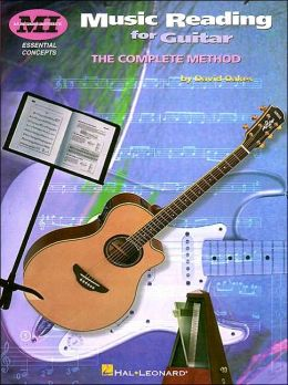 Music Reading for Guitar: The Complete Method