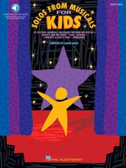 Solos from Musicals for Kids: With Performances by Children and Accompaniments