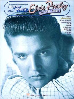 Elvis Presley His Love Songs