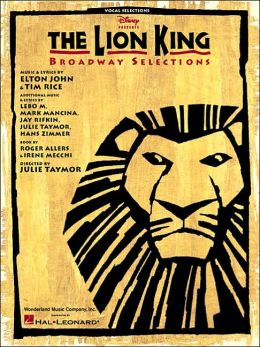 The Lion King: Broadway Selections