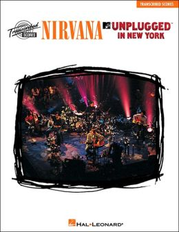 Nirvana: Unplugged in New York, Transcribed Scores
