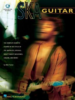 Ska Guitar (Book. & CD)