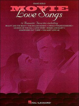 Movie Love Songs Piano Solo