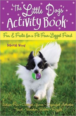 The Little Dogs' Activity Book