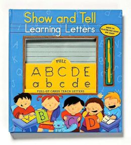 Show-and-Tell Learning Letters