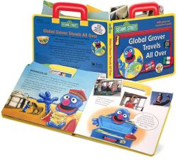 Global Grover Travels All Over (Sesame Street Series)