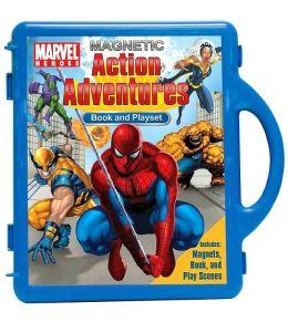 Marvel Heros Action Adventures