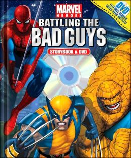 Marvel Battling the Bad Guys