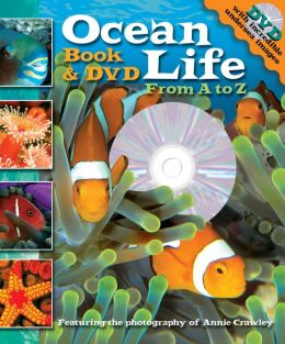 Ocean Life Anemone to Zebra Fish Book & DVD