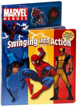 Marvel Heroes Swinging into Action