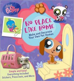 Littlest Pet Shop No Place Like Home: Create Your Own Pet Carrier