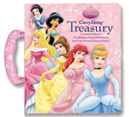 Disney Princess Carry Along Treasury
