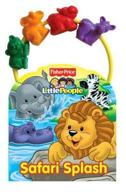 Safari Splash (Fisher Price Move Along Beads Series)