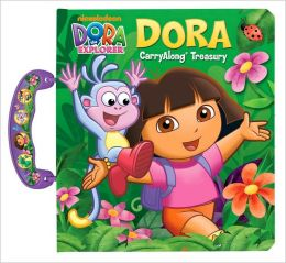 Dora and Friends CarryAlong Treasury