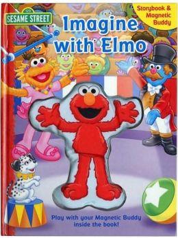 Sesame Street Imagine with Elmo: Sesame Street Imagine with Elmo
