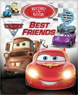 Disney Pixar Cars 2: Best Friends Record a Book