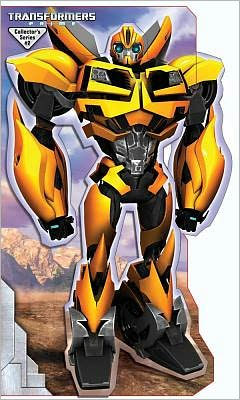 Transformers Bumblebee Stand-up Mover