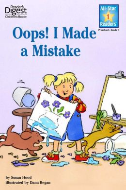Oops! I Made A Mistake (Reader's Digest) (All-Star Readers): with audio recording