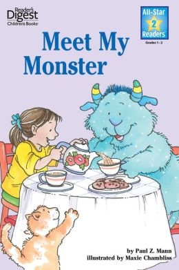 Meet My Monster (Reader's Digest) (All-Star Readers): with audio recording