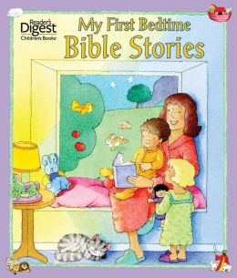 My First Bedtime Bible Stories: with audio recording