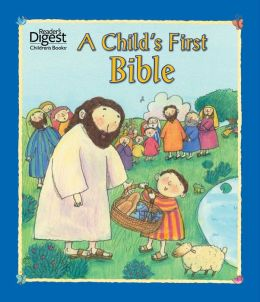 A Child's First Bible: with audio recording