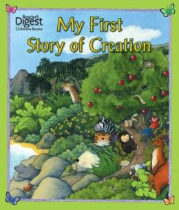 My First Story of Creation: with audio recording