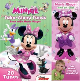 Disney Minnie Mouse Bow-tique Take-Along Tunes: Book with Music Player