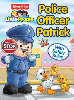 Fisher Price Little People Police Officer Patrick
