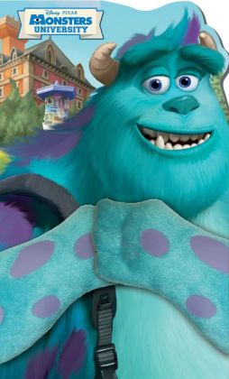 Disney Pixar Monsters University Go Sulley!: A HUGS Book